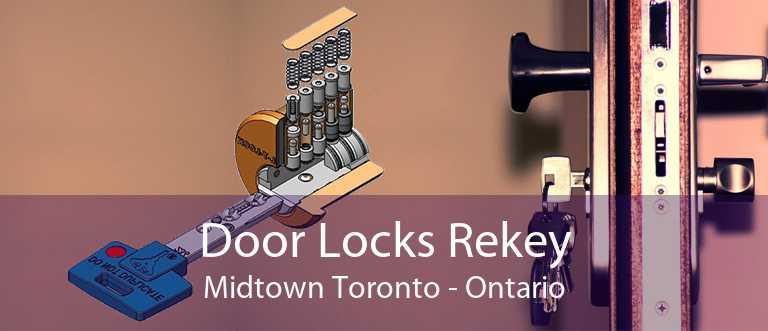 Door Locks Rekey Midtown Toronto - Ontario
