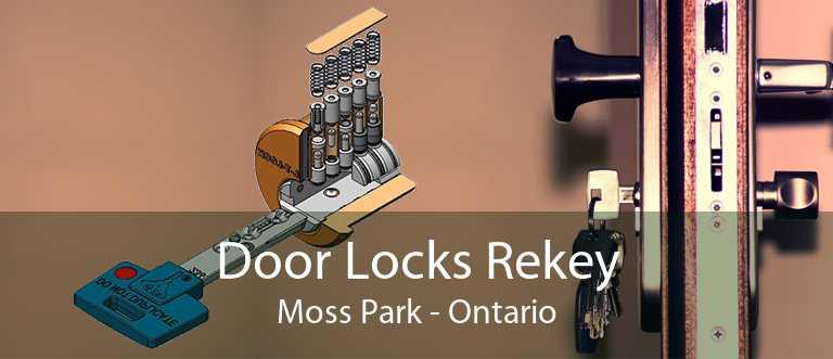 Door Locks Rekey Moss Park - Ontario