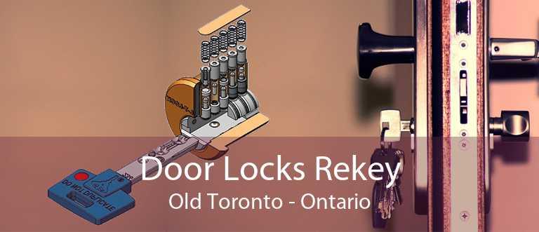 Door Locks Rekey Old Toronto - Ontario