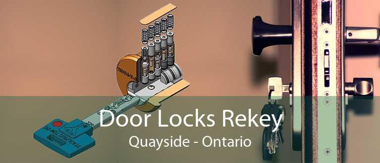Door Locks Rekey Quayside - Ontario