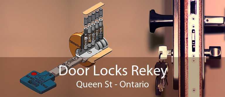 Door Locks Rekey Queen St - Ontario