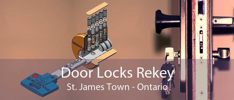 Door Locks Rekey St. James Town - Ontario