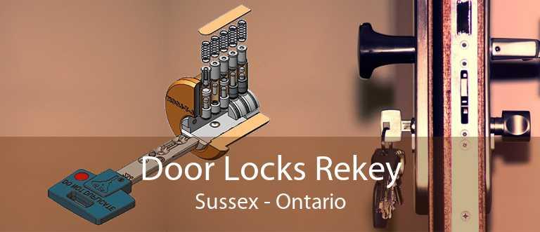 Door Locks Rekey Sussex - Ontario