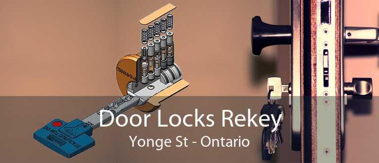 Door Locks Rekey Yonge St - Ontario