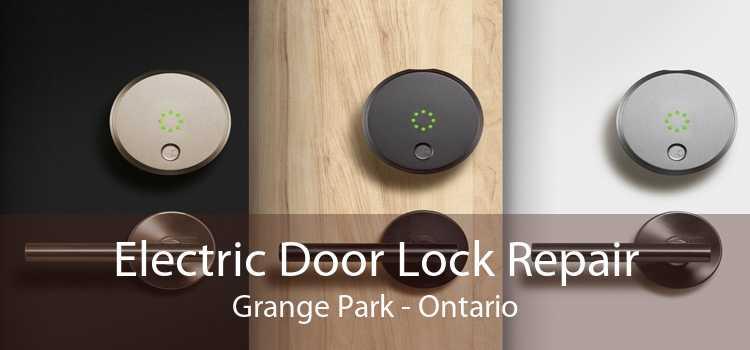 Electric Door Lock Repair Grange Park - Ontario