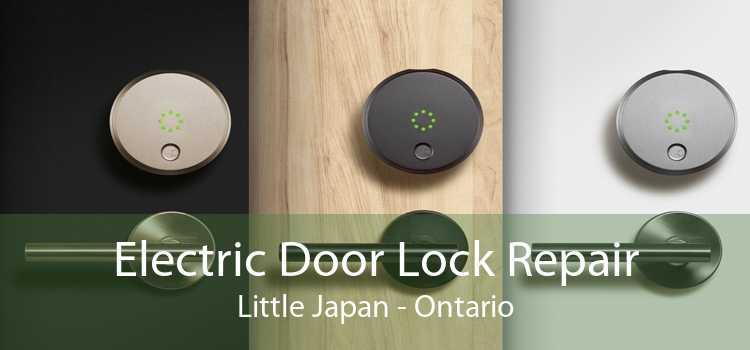Electric Door Lock Repair Little Japan - Ontario