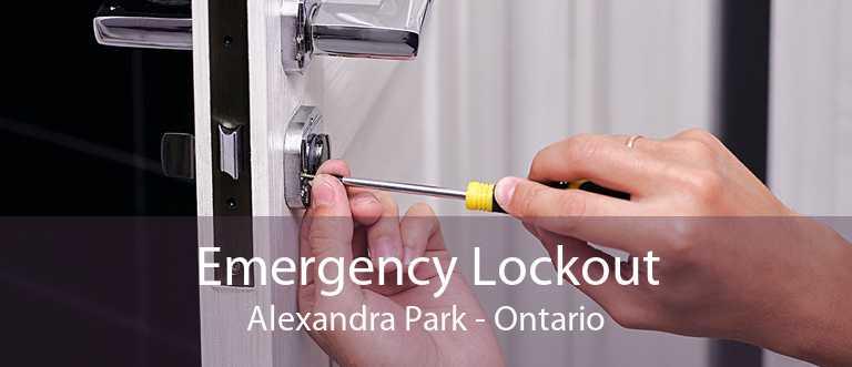 Emergency Lockout Alexandra Park - Ontario