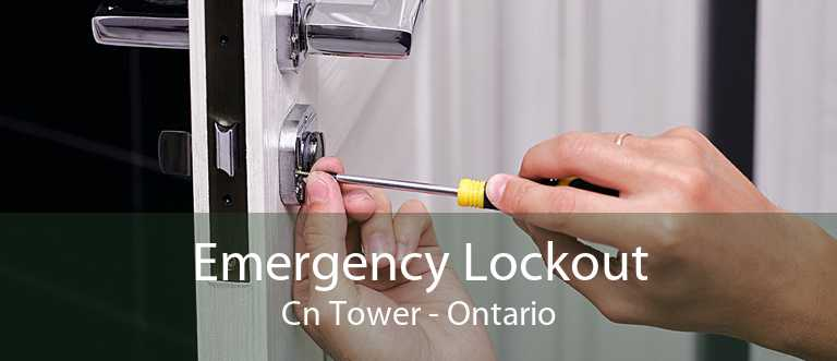 Emergency Lockout Cn Tower - Ontario