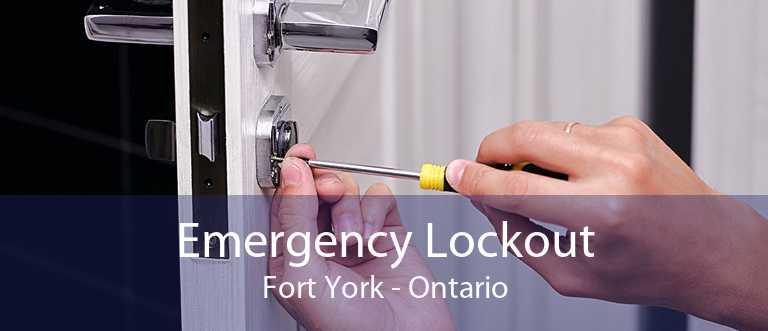 Emergency Lockout Fort York - Ontario