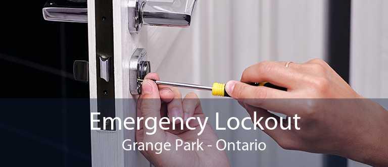 Emergency Lockout Grange Park - Ontario