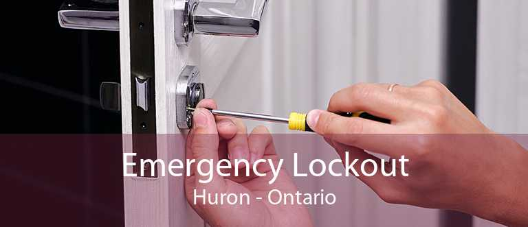 Emergency Lockout Huron - Ontario