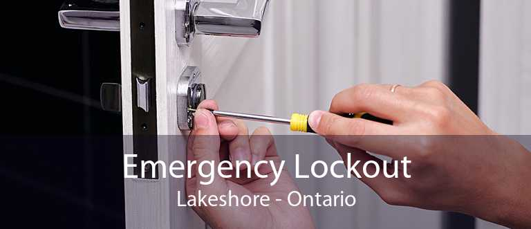 Emergency Lockout Lakeshore - Ontario