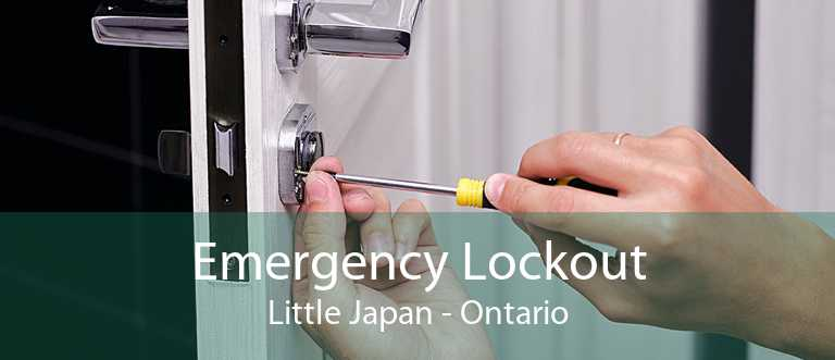 Emergency Lockout Little Japan - Ontario