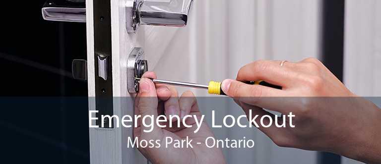 Emergency Lockout Moss Park - Ontario