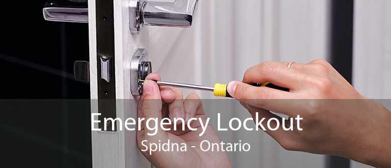 Emergency Lockout Spidna - Ontario