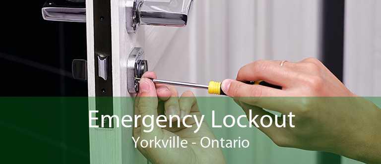 Emergency Lockout Yorkville - Ontario
