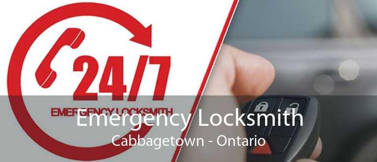 Emergency Locksmith Cabbagetown - Ontario