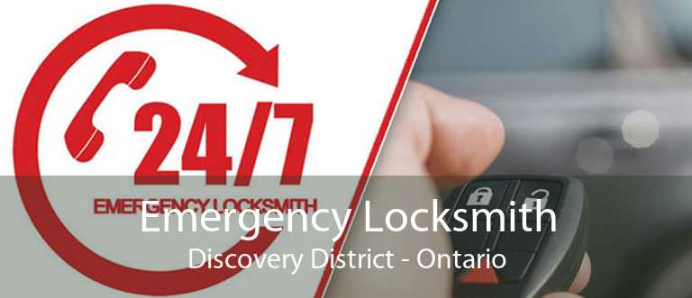 Emergency Locksmith Discovery District - Ontario