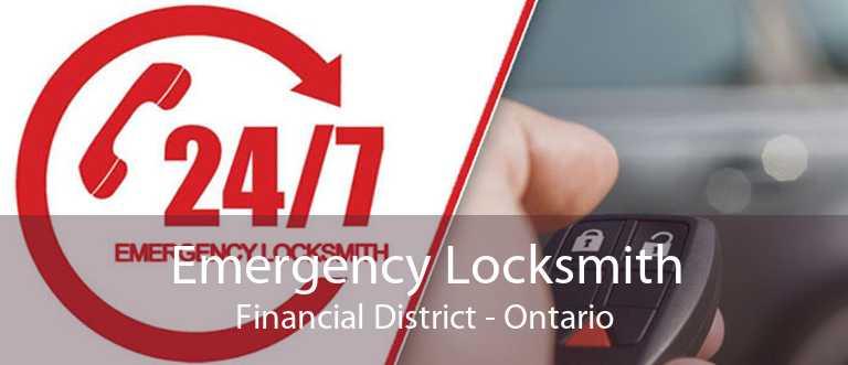 Emergency Locksmith Financial District - Ontario