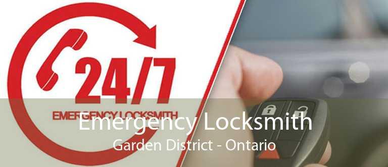 Emergency Locksmith Garden District - Ontario