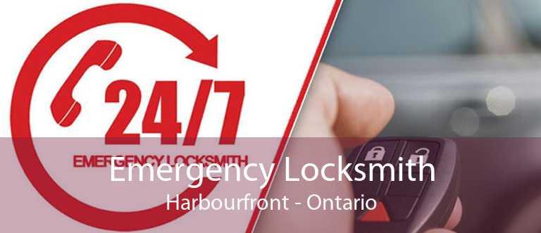 Emergency Locksmith Harbourfront - Ontario