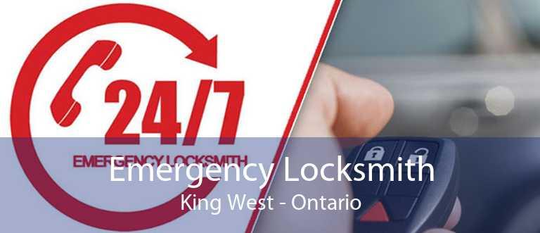 Emergency Locksmith King West - Ontario