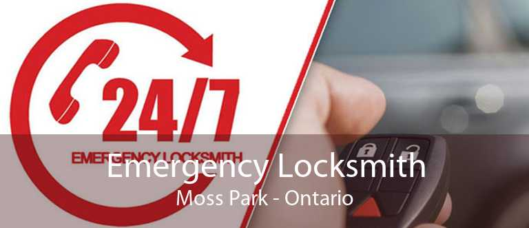 Emergency Locksmith Moss Park - Ontario