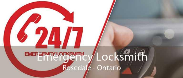 Emergency Locksmith Rosedale - Ontario