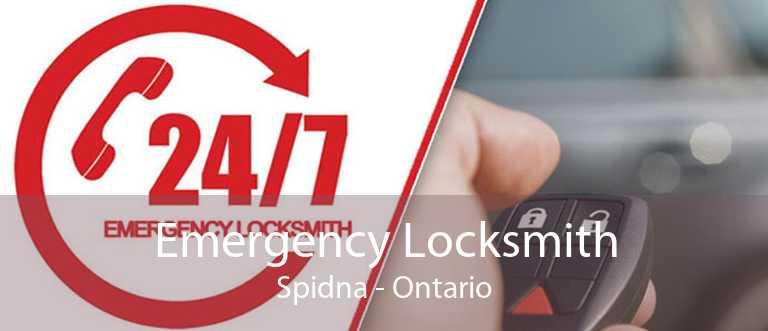 Emergency Locksmith Spidna - Ontario