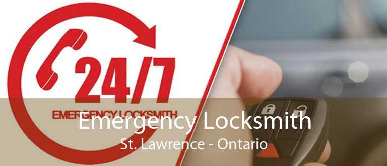 Emergency Locksmith St. Lawrence - Ontario