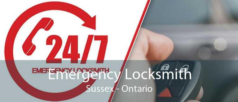 Emergency Locksmith Sussex - Ontario