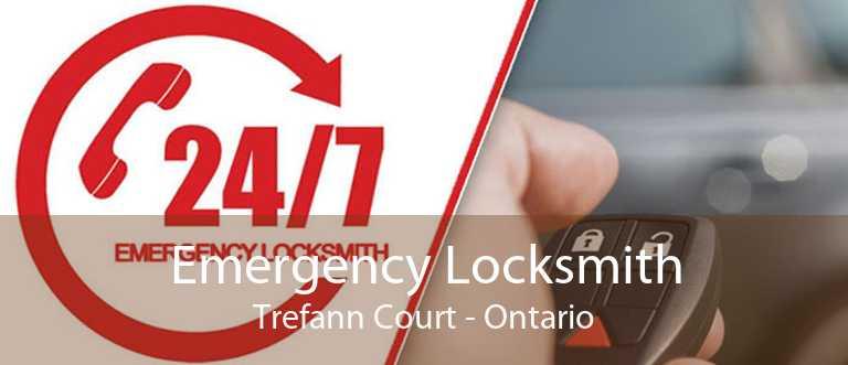 Emergency Locksmith Trefann Court - Ontario