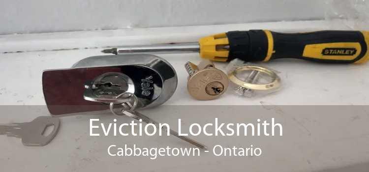 Eviction Locksmith Cabbagetown - Ontario