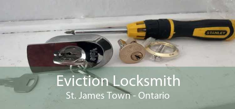 Eviction Locksmith St. James Town - Ontario