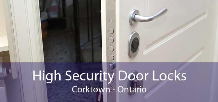 High Security Door Locks Corktown - Ontario