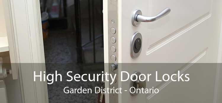 High Security Door Locks Garden District - Ontario