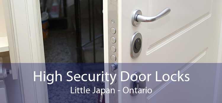 High Security Door Locks Little Japan - Ontario