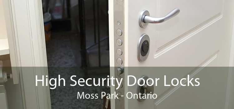 High Security Door Locks Moss Park - Ontario