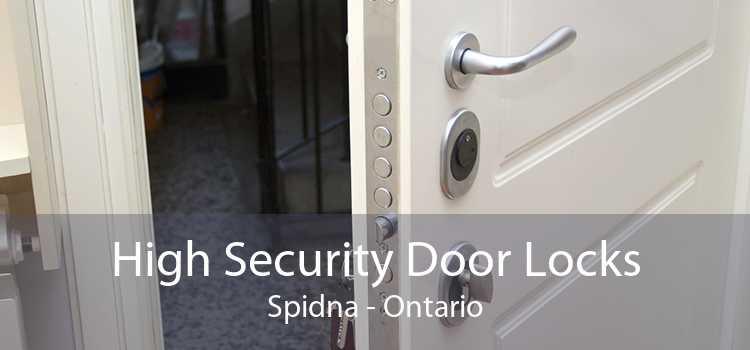 High Security Door Locks Spidna - Ontario