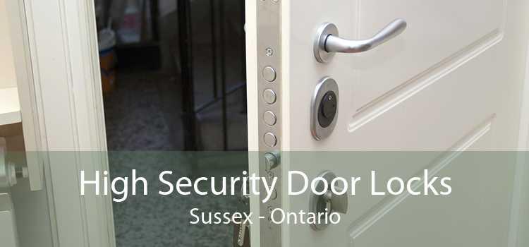 High Security Door Locks Sussex - Ontario