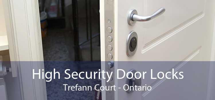 High Security Door Locks Trefann Court - Ontario