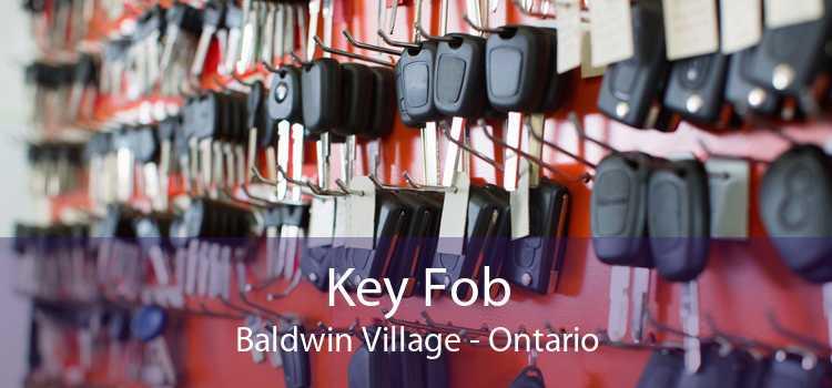 Key Fob Baldwin Village - Ontario