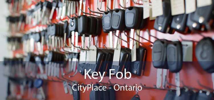 Key Fob CityPlace - Ontario