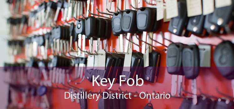 Key Fob Distillery District - Ontario