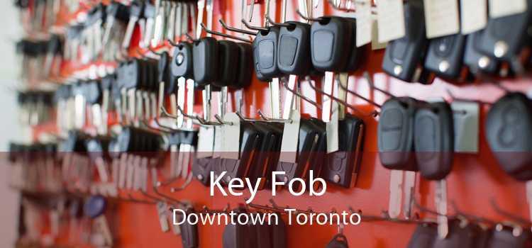 Key Fob Downtown Toronto