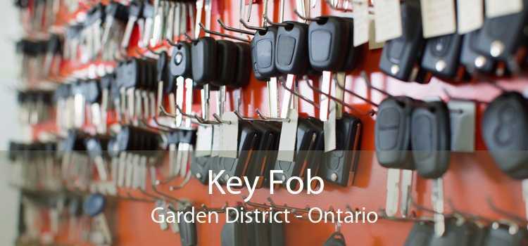 Key Fob Garden District - Ontario