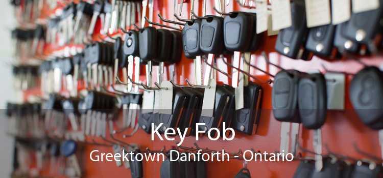 Key Fob Greektown Danforth - Ontario