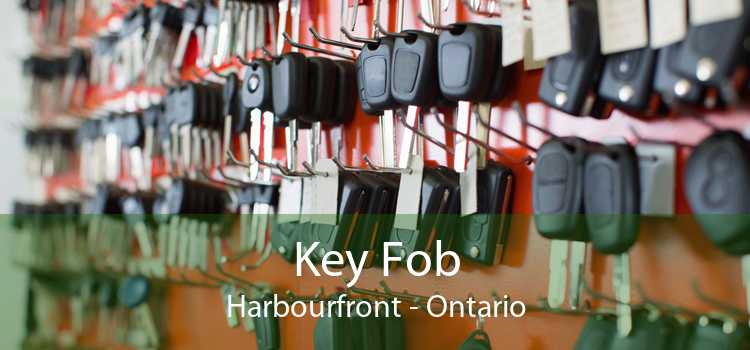 Key Fob Harbourfront - Ontario