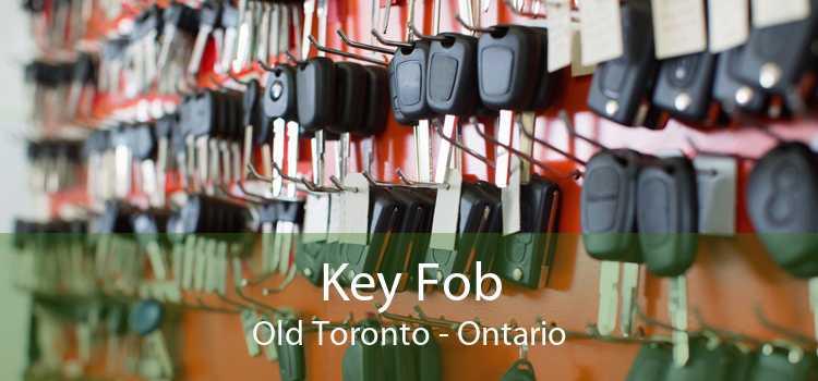 Key Fob Old Toronto - Ontario