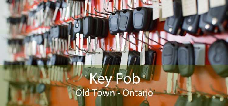 Key Fob Old Town - Ontario